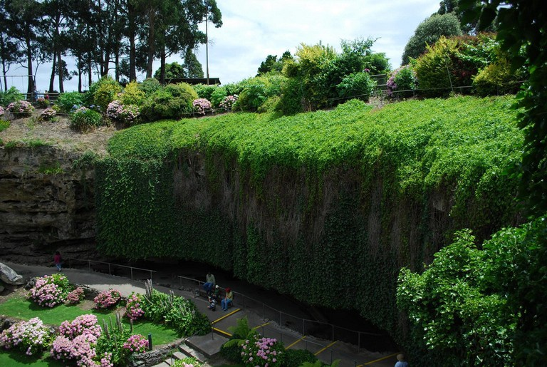 Sunken Garden in Mount Gambier | © Alpha/Flickr