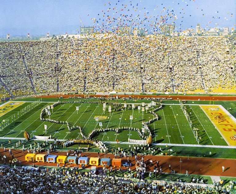 Super Bowl I | © Jimberg13/Wikimedia Commons