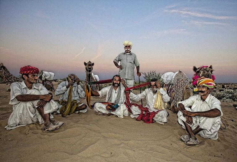 Tribal group Rajasthan