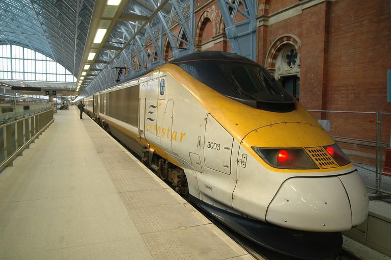 Eurostar 2
