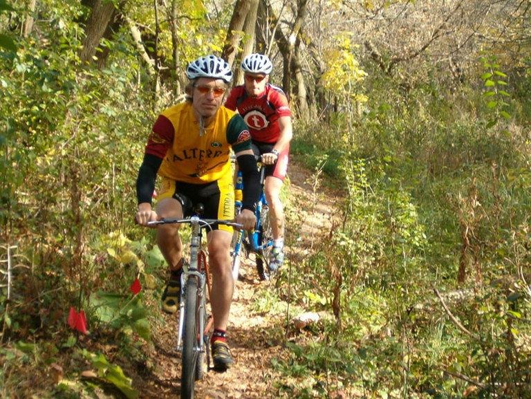 Cycling on Milwaukee's Trails | © VISIT Milwaukee
