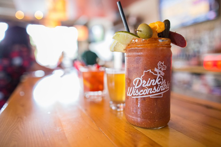 Bloody Mary at Drink Wisconsinbly | © VISIT Milwaukee