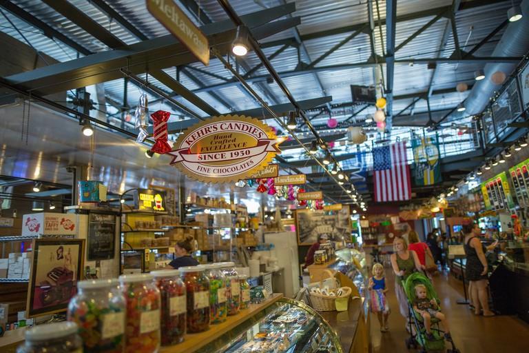 Milwaukee Public Market | © VISIT Milwaukee
