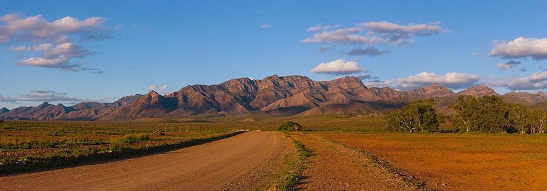 Wilpena Pound | © Faj2323/Wikimedia Commons