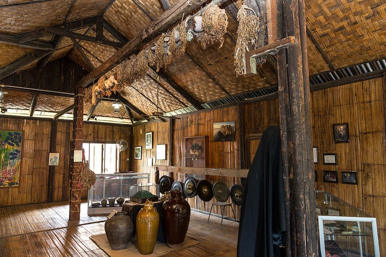 House of Skulls in Monsopiad Cultural Village | © CEphoto, Uwe Aranas / WikiCommons