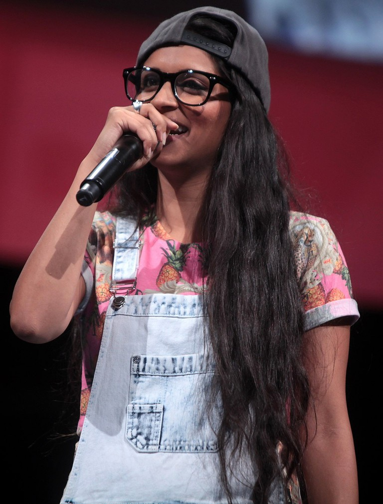 Lilly Singh | Gage Skidmore/WikiCommons