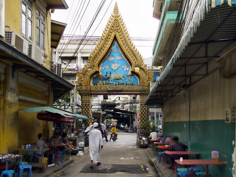 Charoen Krung in Bangkok