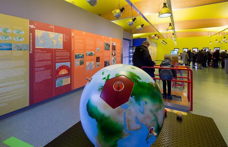 Lava-Dome – Deutsches Vulkanmuseum Mendig