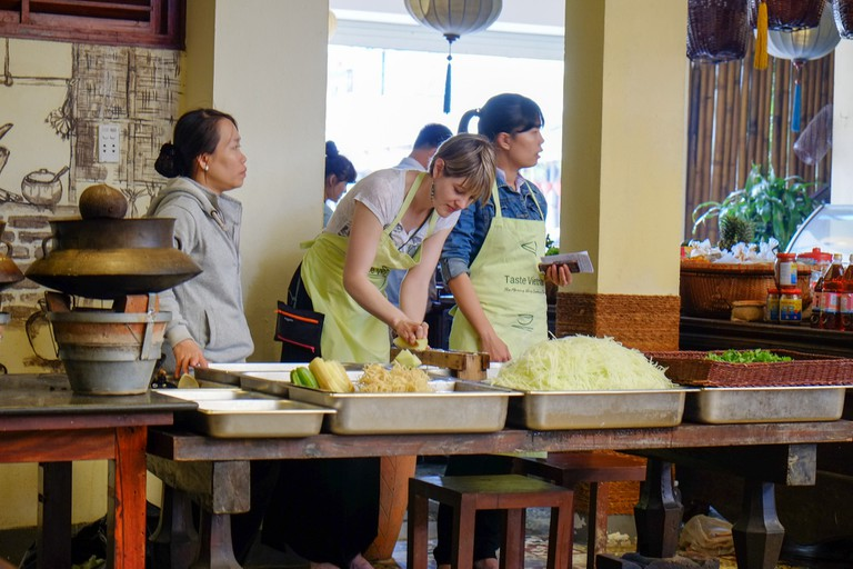 Cooking class | © Norton Ip/Flickr