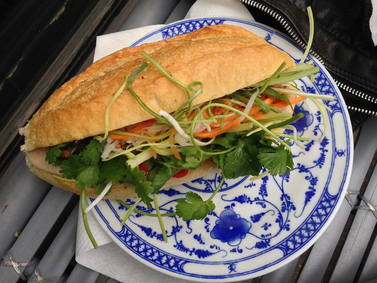 Banh mi | © cyclonebill/Flickr