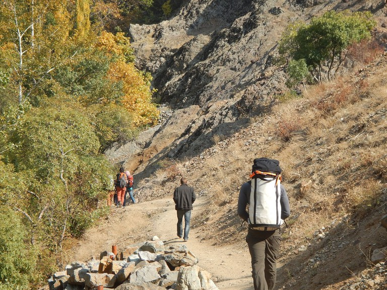 Hiking trails in Darband range from easy to challenging | © Jerome Bon / Flickr