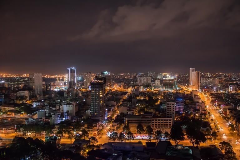 Ho Chi Minh City | © dronepicr/Flickr