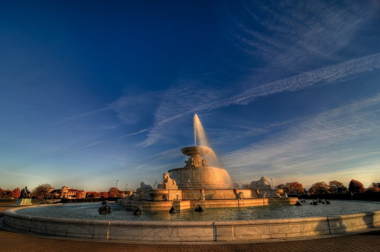 The James Scott Memorial Fountain