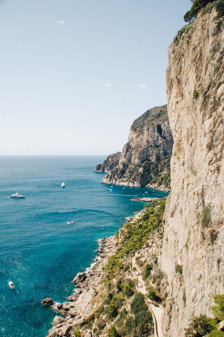 Sorrento-Amalfi Coast-Italy