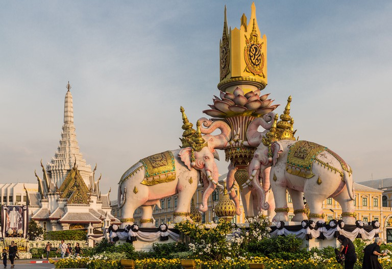 Elephant 11 Facts About Thailands National Animal