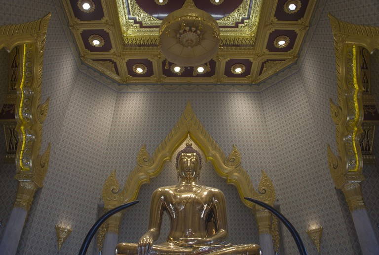 Buddha at Wat Traimit