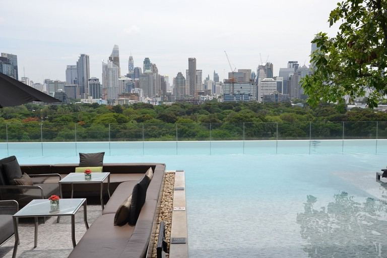 Views from So Sofitel Bangkok