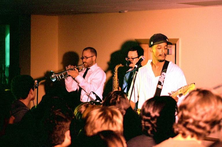 Black Joe Lewis and the Honeybears | © Bob Doran/Flickr
