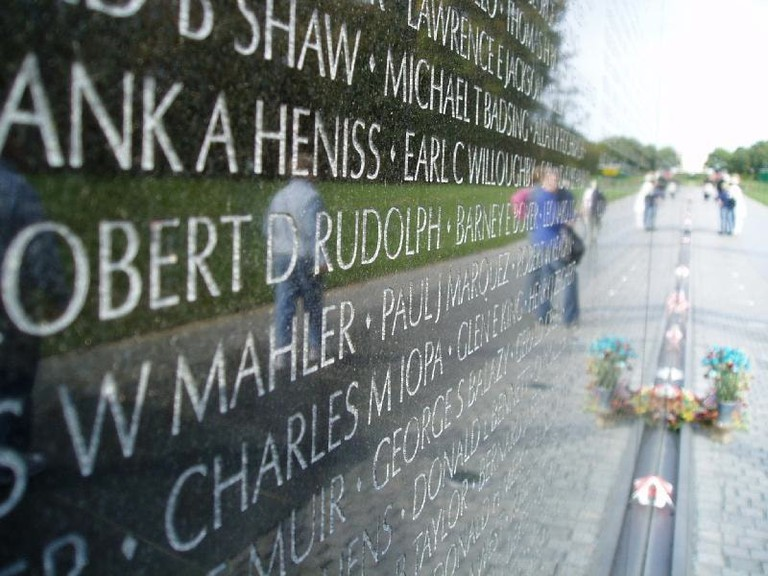 vietnam veterans' memorial