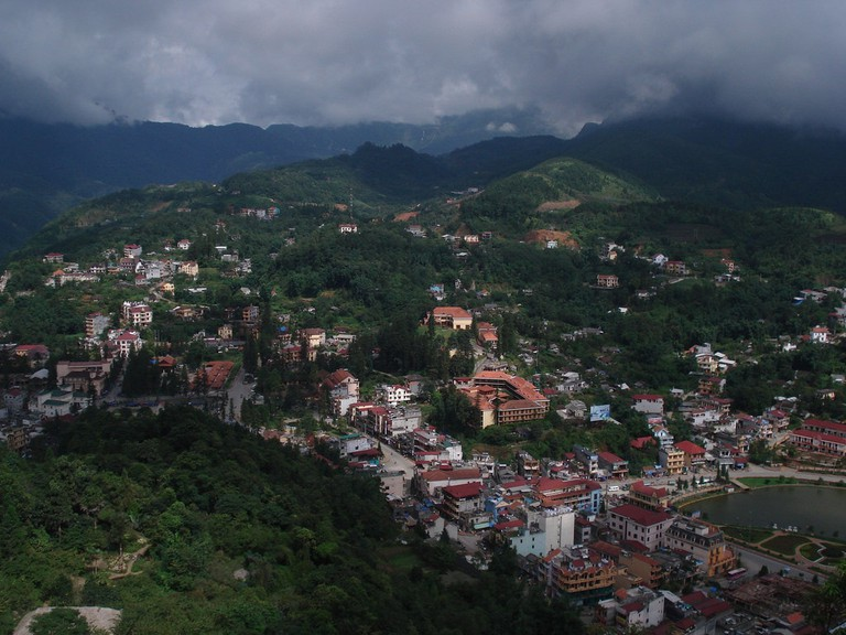 Sapa town | © INPIVIC Family/Flickr