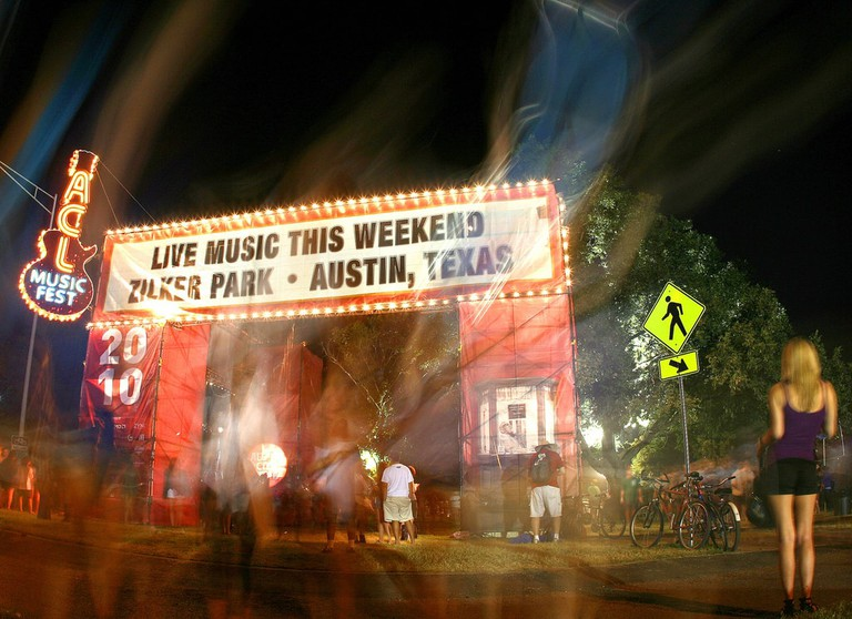 ACL   © Andrew Nourse/Flickr
