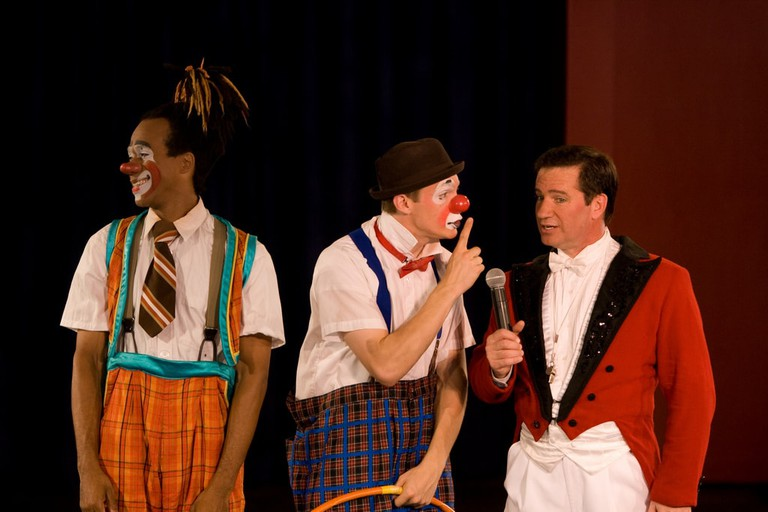 Performance at Circus World | © popo.uw23/flickr