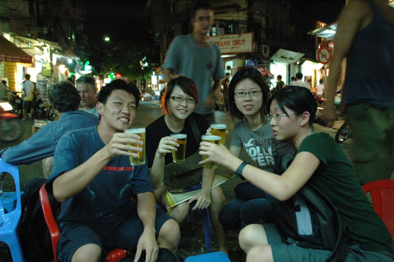 Best when enjoyed with friends | © Jonathan Lin/Flickr