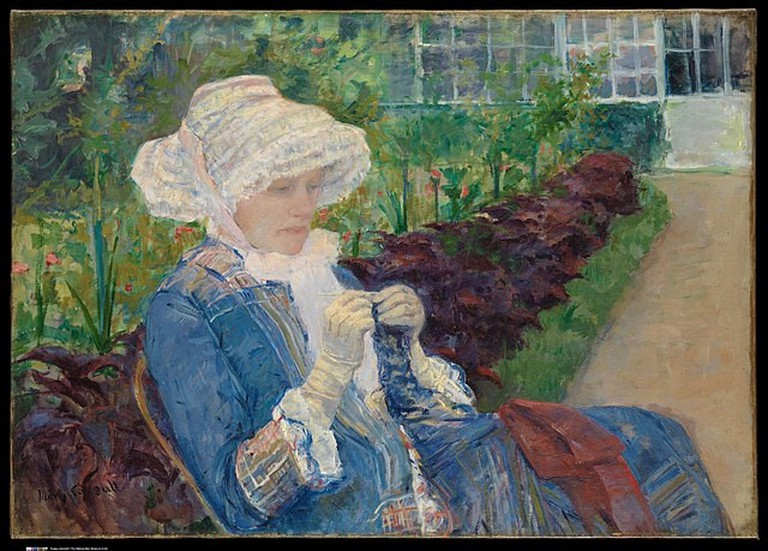 640px-Lydia_Crocheting_in_the_Garden_at_Marly_MET_DP165250