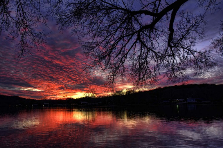 Austin Sunset   © Justin Jensen/Flickr