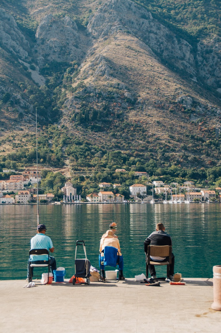Perast-Kotor-Montenegro