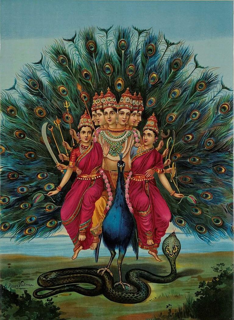 750px-Murugan_by_Raja_Ravi_Varma