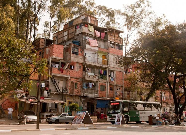 Rio favela violent crime latin america