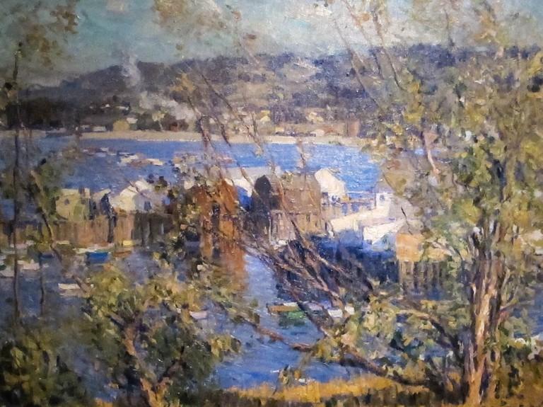 Monterey Bay, E. Charlton Fortune, 1916