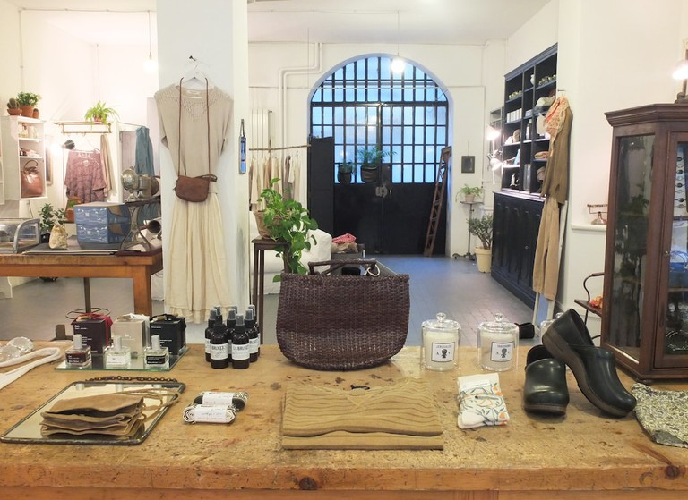 Bagni Paloma concept store in Turin | Courtesy Bagni Paloma