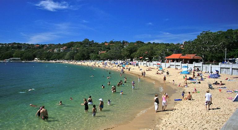 Balmoral Beach | © Anton Leddin/Wikimedia Commons