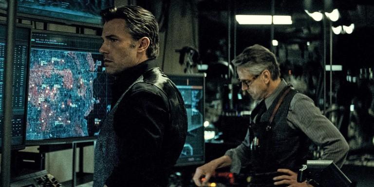 Batman films starring Ben Affleck