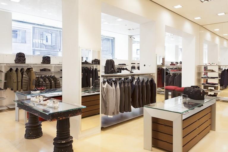 Menswear at Biffi Boutique | Courtesy Biffi Boutiques