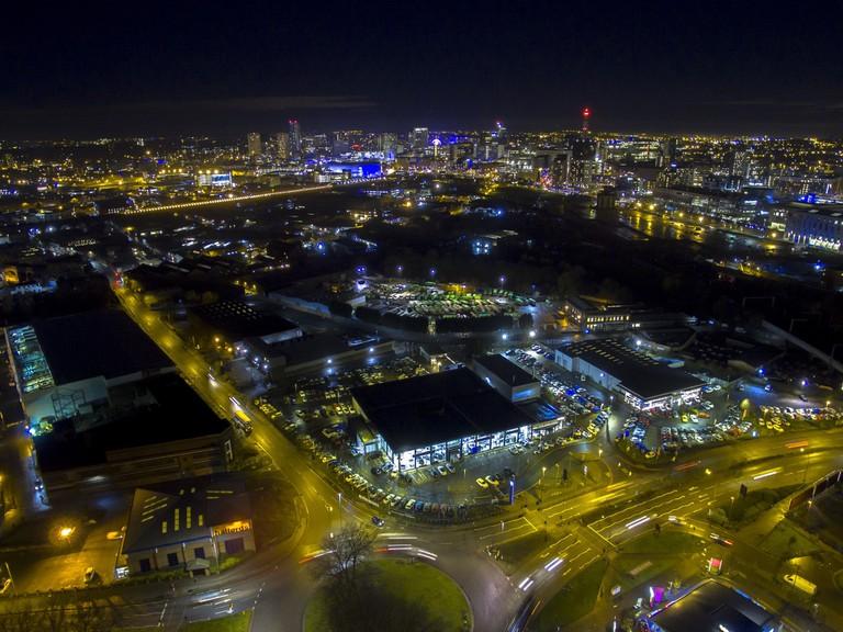 Birmingham city centre | © Chris Homer Flickr