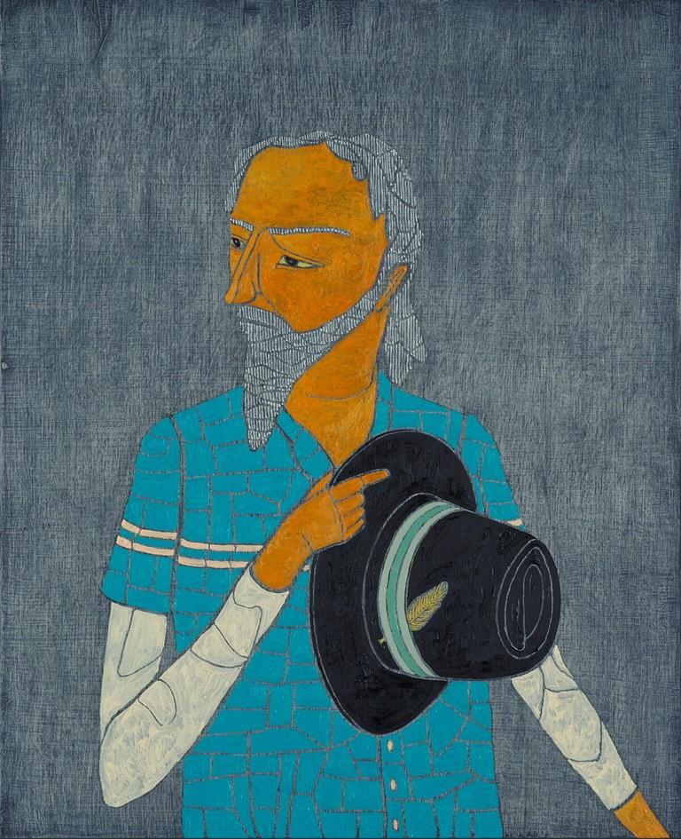 Stephen Chambers: Campesino   © Stephen Chambers Studio/Heong Gallery at Downing College, Cambridge