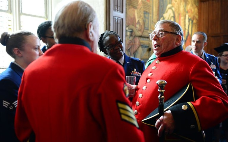 Chelsea Pensioners 2