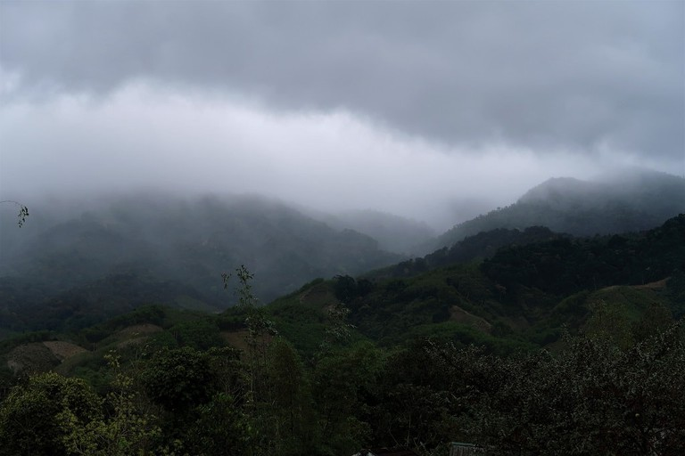 Clouds can blanket central Vietnam in February | Sam Roth