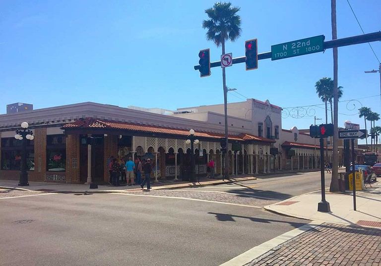 Columbia Restaurant Takes Up an Entire City Block in Historic Ybor City, Tampa