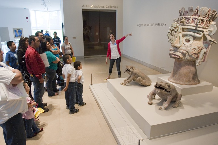 The Dallas Museum of Art has some wonderful displays of Mexican art
