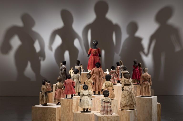 The Black Dolls |© La Maison Rouge, Paris/Marc Domage