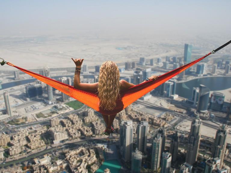Photo opportunities abound in Dubai
