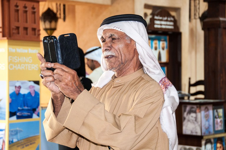Technology may be the answer to a happier Dubai