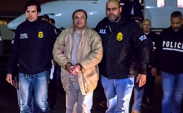 Mexico Drug Cartel Violence El Chapo