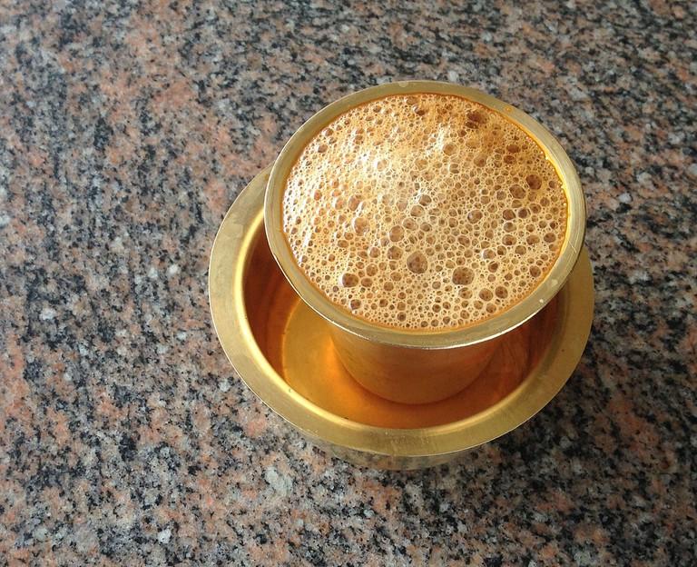 Filter Coffee| Triv.rao/WikiCommons