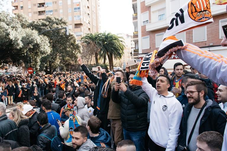 Valencia CF-Valencia-Spain