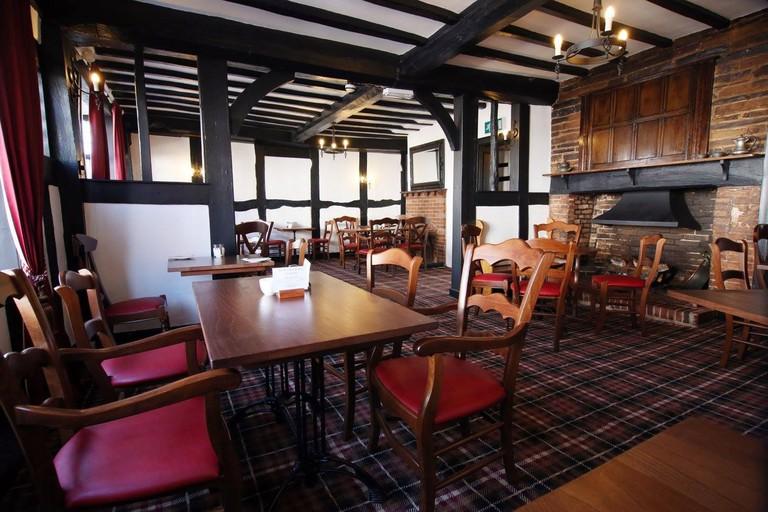 Hathaway Tea Rooms, Stratford-upon-Avon